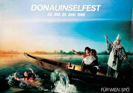 Donauinselfest Poster 1989